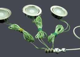 подключение светильников