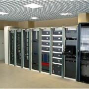 Монтаж телекоммуникационного шкафа