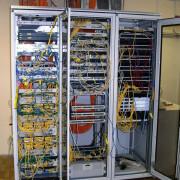 Монтаж серверного оборудования