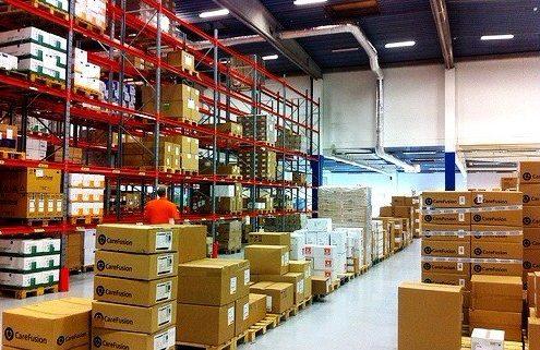 Системы видеонаблюдения для склада