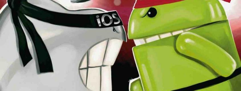 Безопасность Apple или Android