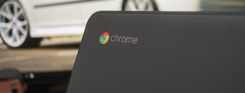 Безопасность Chromebook