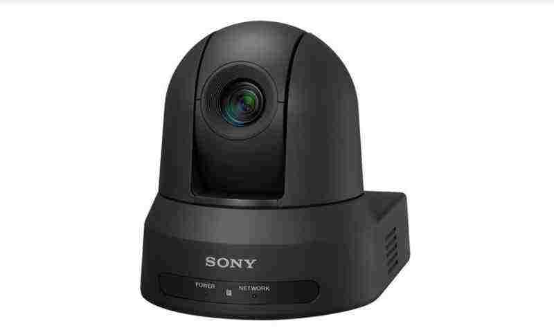 PTZ камера Sony SRG-X400/WC: технические характеристики