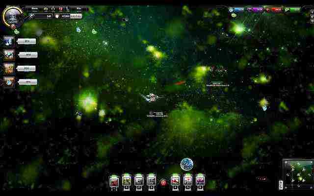 Популярные игры космической тематики