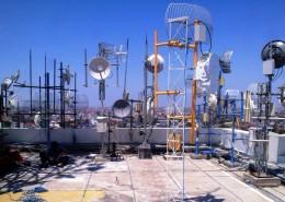 Создание радиоканала при отсутствии прямой видимости